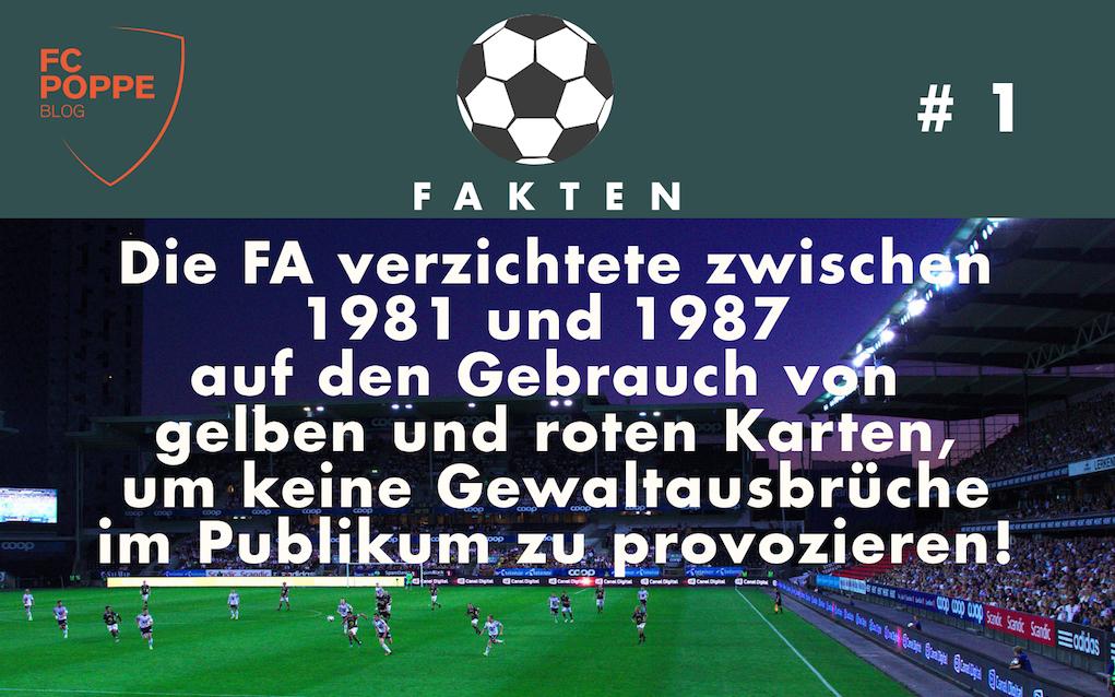 Fussball Fakten